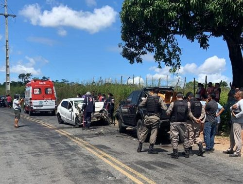Na Zona da Mata: Jovem de Riachão do Poço morre em acidente próximo a Cobé
