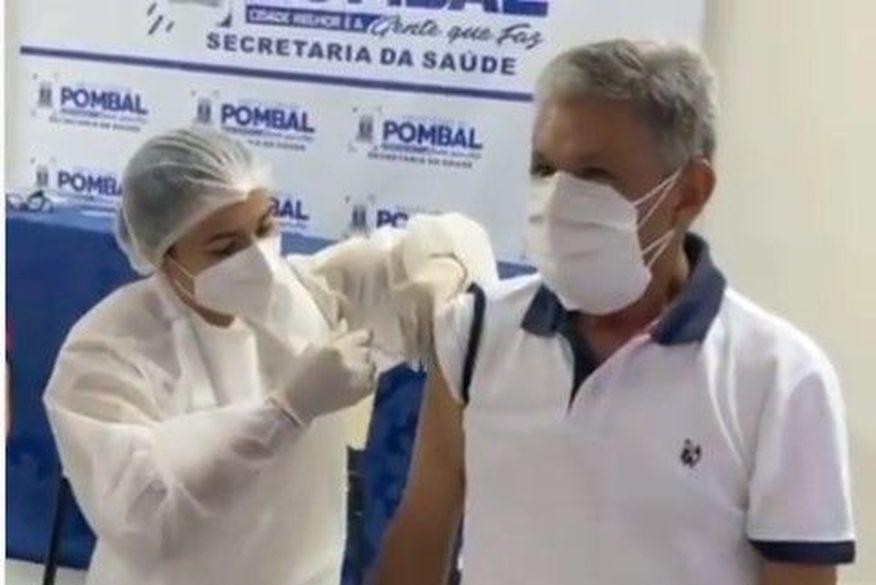EXCLUSIVO: TCE vai cobrar lista de vacinados aos 223 municípios da Paraíba  e não vai permitir 'influência política' | ExpressoPB